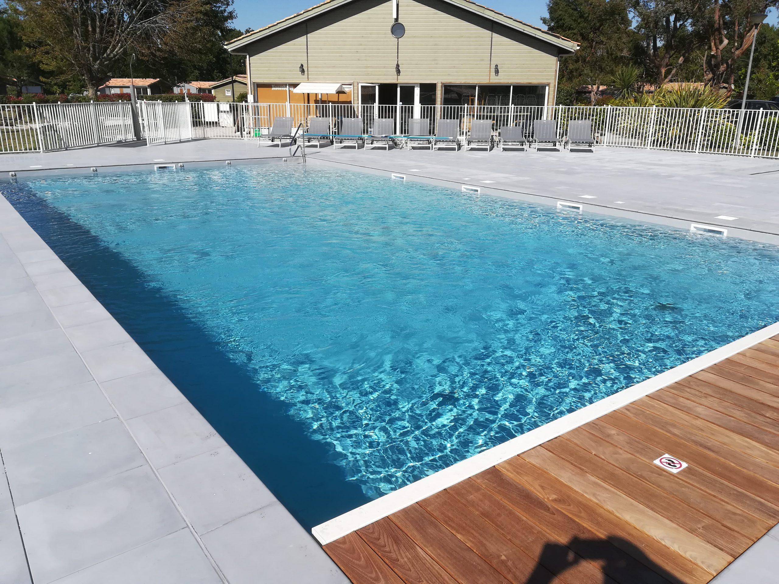 Parc Nature et Océan piscine